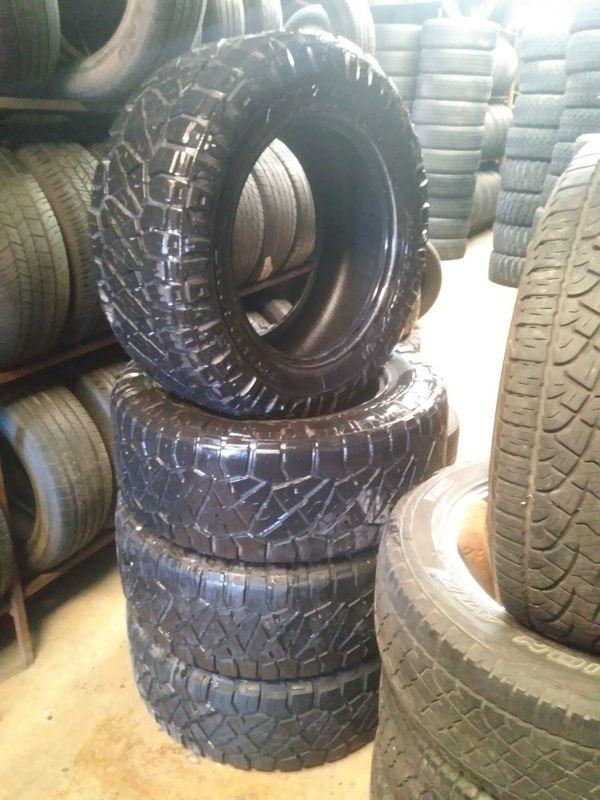 Nitto Ridge Grappler Sizes >> Nitto Ridge Grappler Tires For Sale In San Antonio Tx Offerup