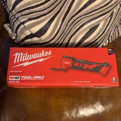 "Milwaukee M-18 Multi Tool ""Tool Only"" Thumbnail"