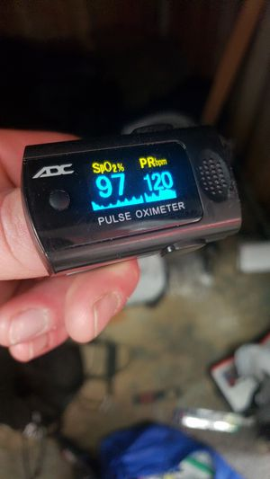 ADC pulse oximeter. for Sale in Washington, DC