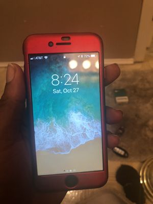 iPhone 7 At&T for Sale in Upper Marlboro, MD
