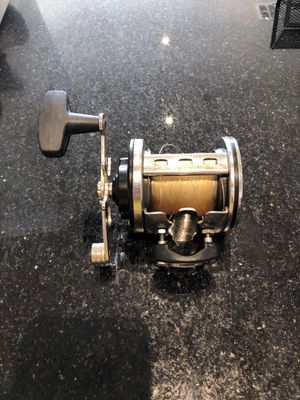 PENN JIGMASTER HIGH SPEED FISHING REEL. 505HS for Sale in Los Angeles, CA