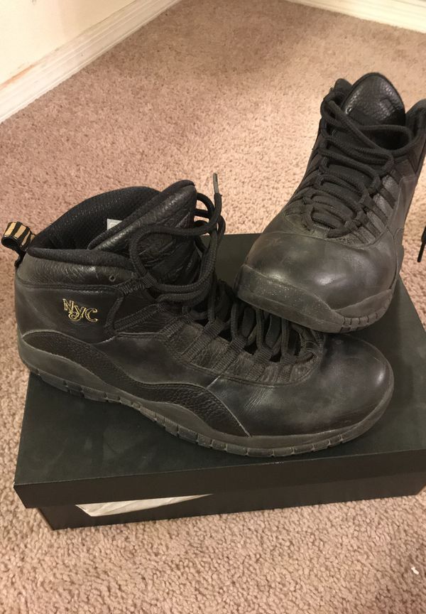 magasin en ligne bf2e6 04e16 Air Jordan, NYC 10's , Jordan's , size 11 for Sale in Phoenix, AZ - OfferUp