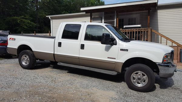 ford f250 diesel extended cab 2003