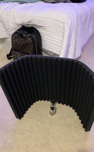 Condenser Microphone SoundProofing for Sale in Chantilly, VA