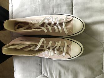 Converse - Blush Pink Thumbnail