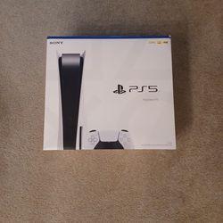Playstation 5 Disk Thumbnail
