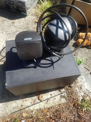 Computer speakers for Sale in Graham, WA