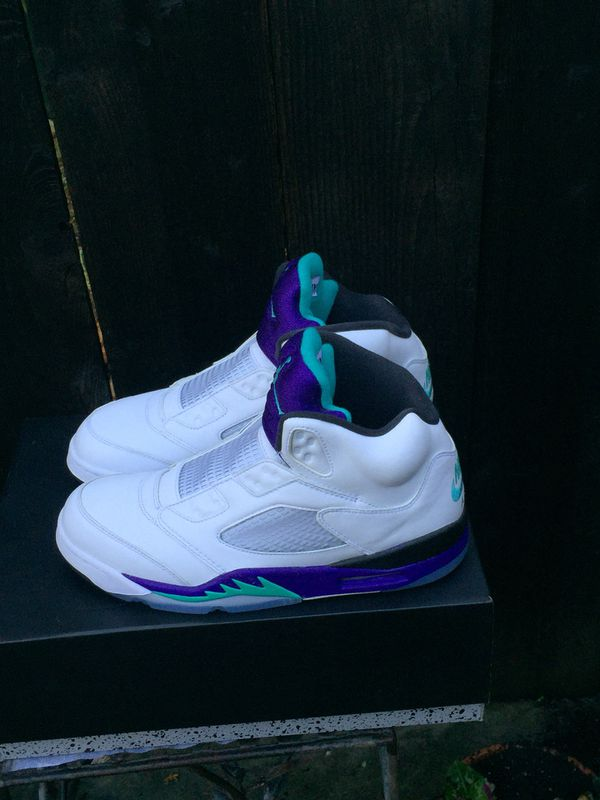 huge selection of e7a8e aae03 Air Jordan 5 fresh prince of bel air Size 10 for Sale in San Jose, CA -  OfferUp