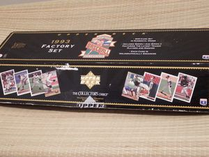 Major League Baseball 1993 Upper Deck Factor set for Sale in MONTGOMRY VLG, MD