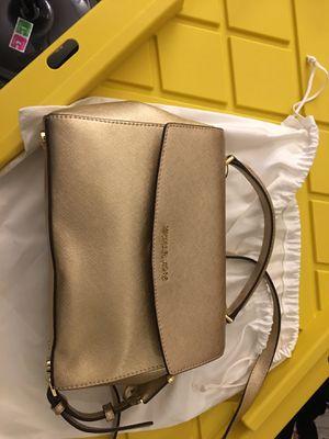 Mk gold handbag for Sale in Greenbelt, MD