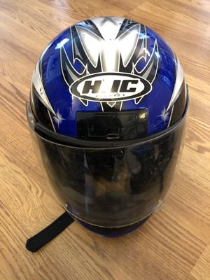 HJC adult motorcycle helmet for Sale in Falls Church, VA