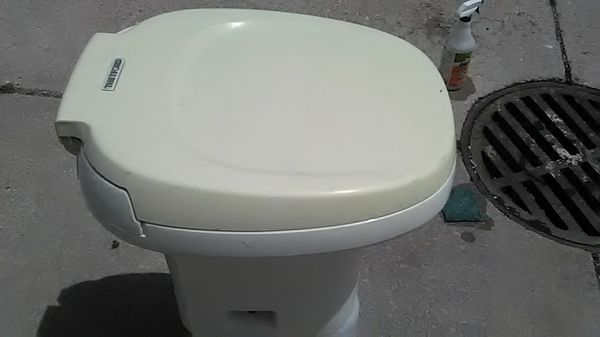 Rv Toilet For Sale In Colorado Springs Co Offerup. Open In The Appcontinue To Mobile Website. Ford. Thetford Rv Aquaflush Toilet Diagram At Guidetoessay.com
