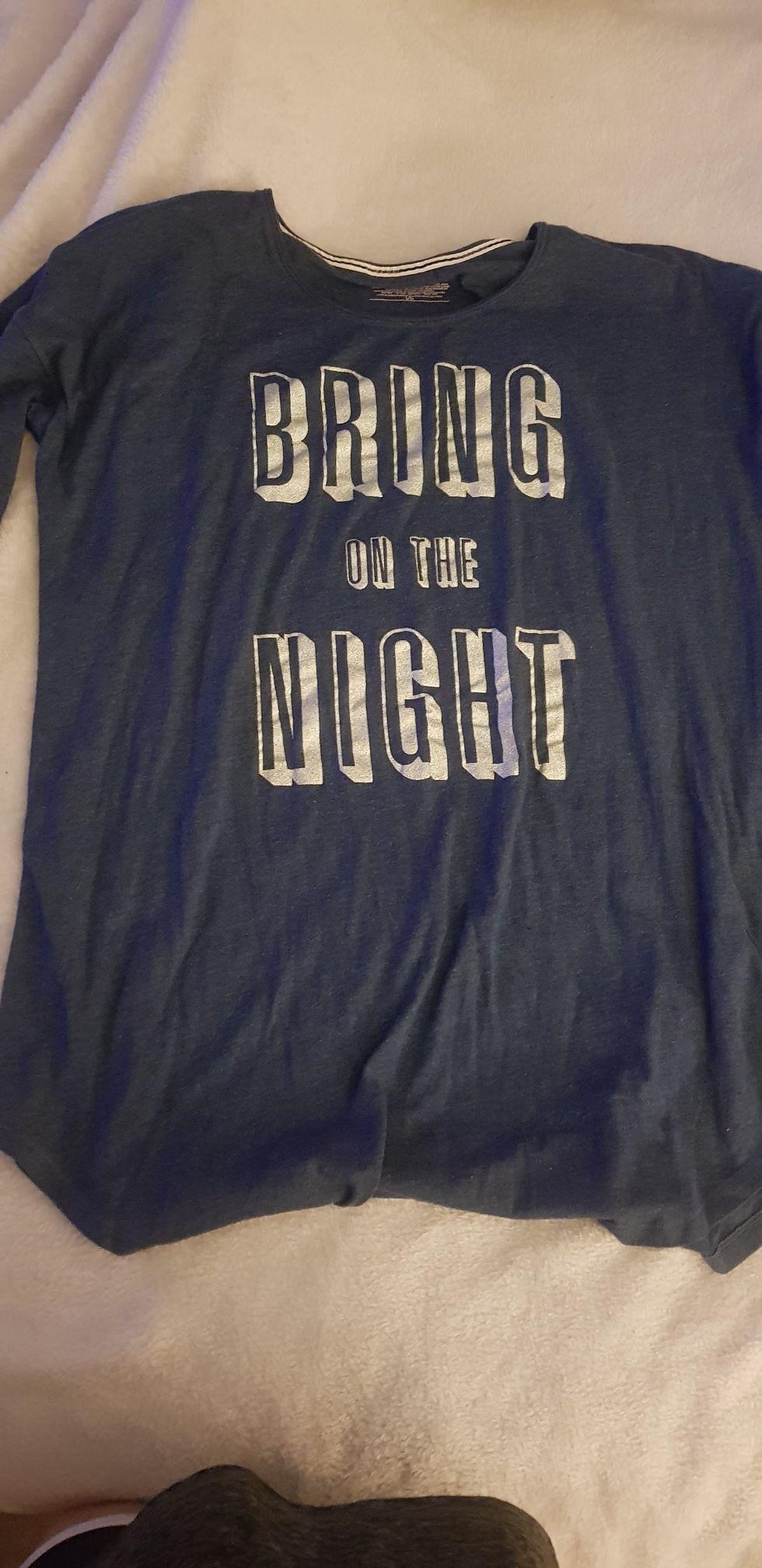 Victoria secret women's Night shirt large
