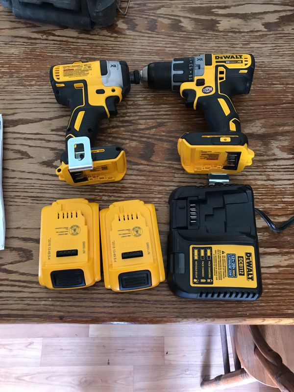 Dewalt 20 volts max xr lithium ion (Tools & Machinery) in Tracy, CA ...