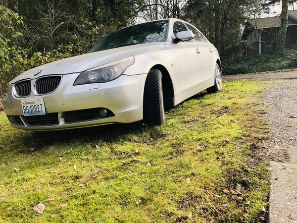 Bmw 525i 07 160000 Miles 4000 Obo For Sale In Newcastle Wa Offerup