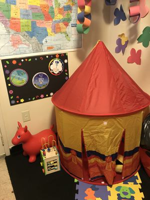 Daycare items / tents for Sale in Baltimore, MD