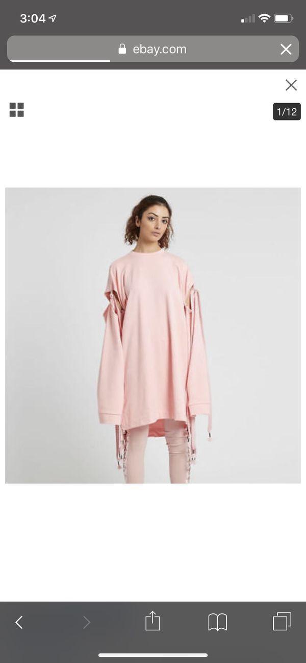 59f23e92cf0 NWT Puma Rihanna Fenty sweater dress retail  160 for Sale in San ...