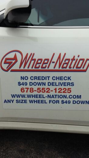 $49 down on all brand new wheels and tires for Sale in Atlanta, GA