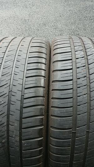 255 35 19 set of 2 used Michelin pilot for Sale in Washington, DC