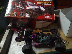 Used, Nitro Shockwave buggy 1/10 scale for sale  Tulsa, OK