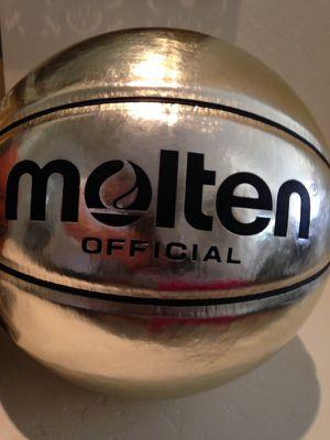 Molten 1996 Olympic Centennial Foil Basketball for Sale in Scottsdale, AZ
