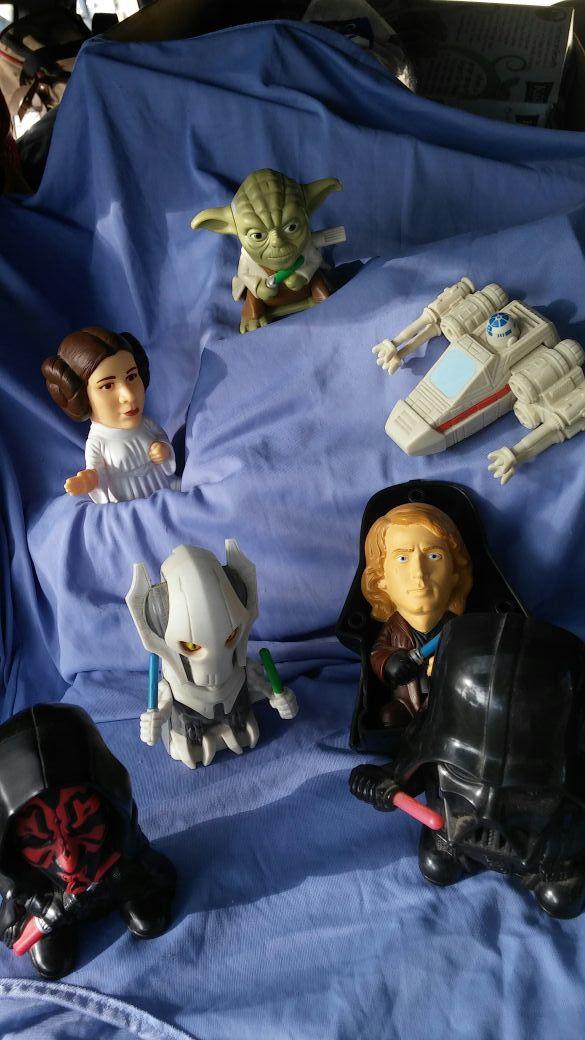 Star wars BK toys