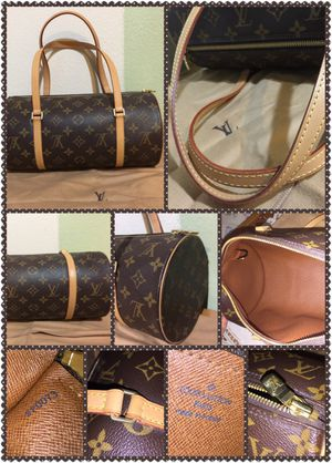 ad4c198462fa Like New Louis Vuitton Monogram Papillon 30 Tote for Sale in Diamond Bar