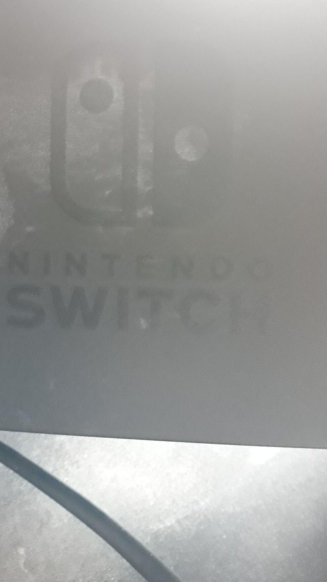 Ninetedo switch console