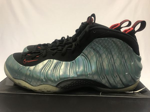 big sale 56970 cc372 Nike Foamposite Gone Fishing Size 12 for Sale in Lynnwood, WA - OfferUp