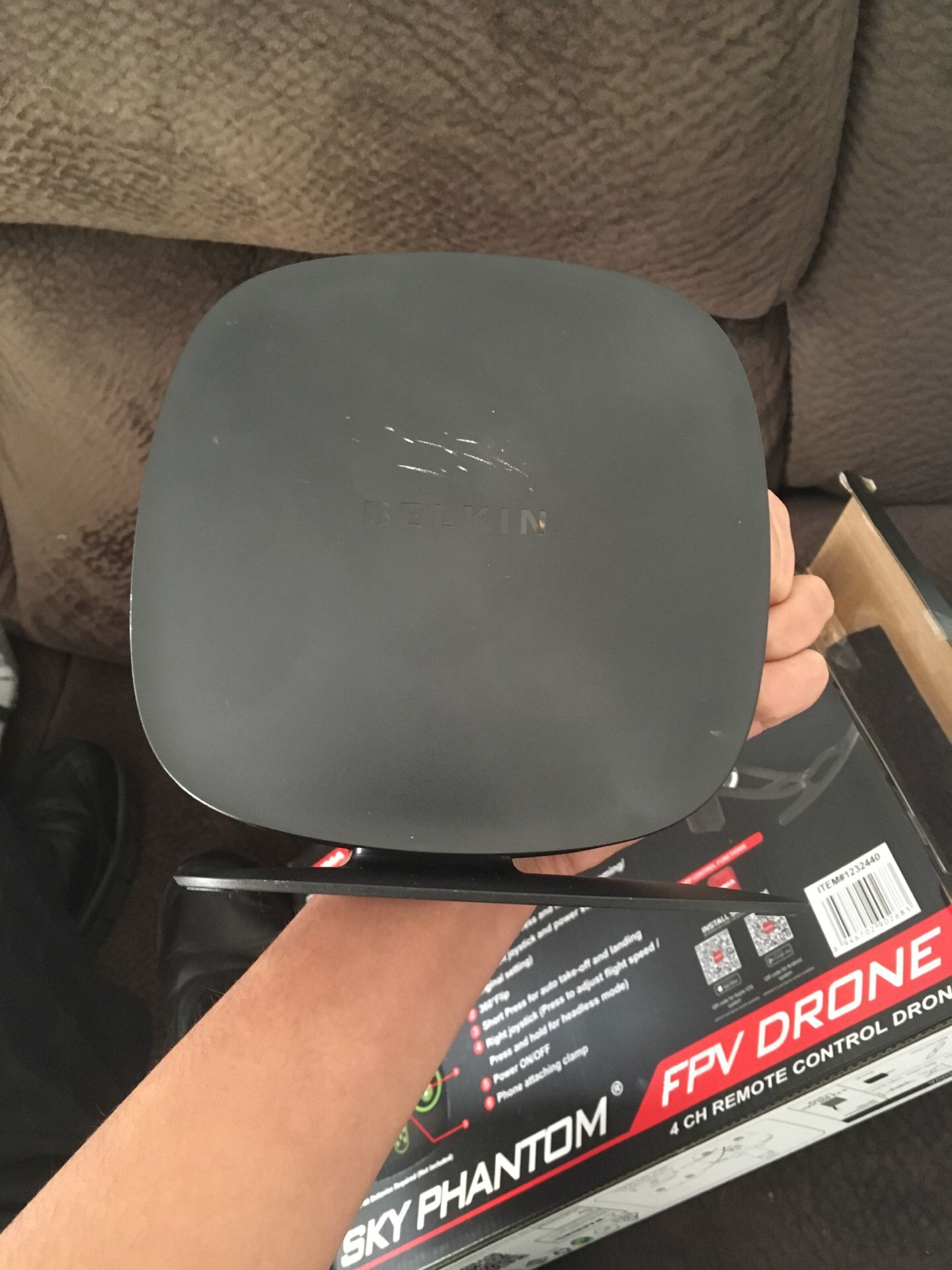 Wireless Router for Internet