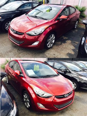 2011 Hyundai Elantra LOW DOWN from 1,000$ for Sale in Houston, TX