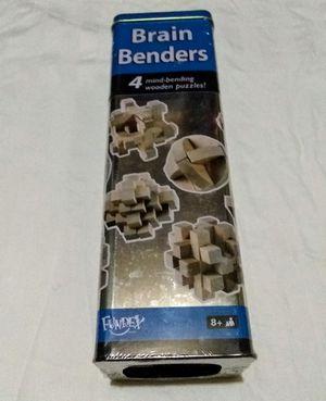 Brain Benders Game for Sale in Renton, WA