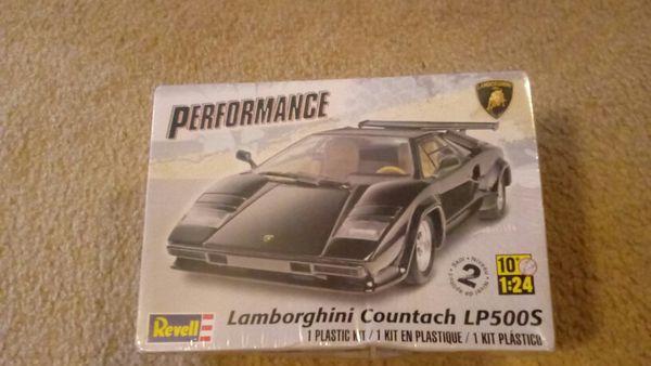 Revell Lamborghini Countach Lp500s For Sale In Frisco Tx Offerup