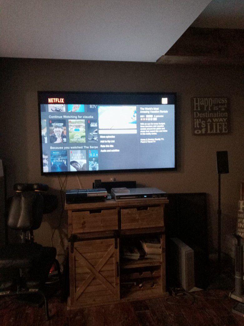60inch Vizio Smart Tv