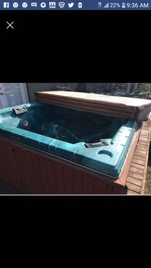 Hot tub brand new water pump and heating element for Sale in Tulsa, OK