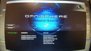 Omnisphere 2 , keyscape Trillian for Sale in San Diego, CA