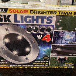 Solar Disk Lights Thumbnail