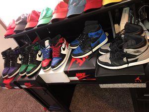 Air Jordan 1 all size 13 for Sale in Franklin, TN