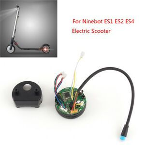 Ninebot ES2/ES4 custom firmware flashed Dashboard replacement part for Sale  in Los Angeles, CA - OfferUp