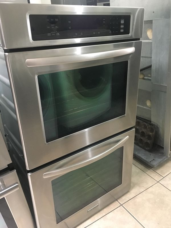 Kitchenaid Double Oven 30 W For Sale In Phoenix Az Offerup
