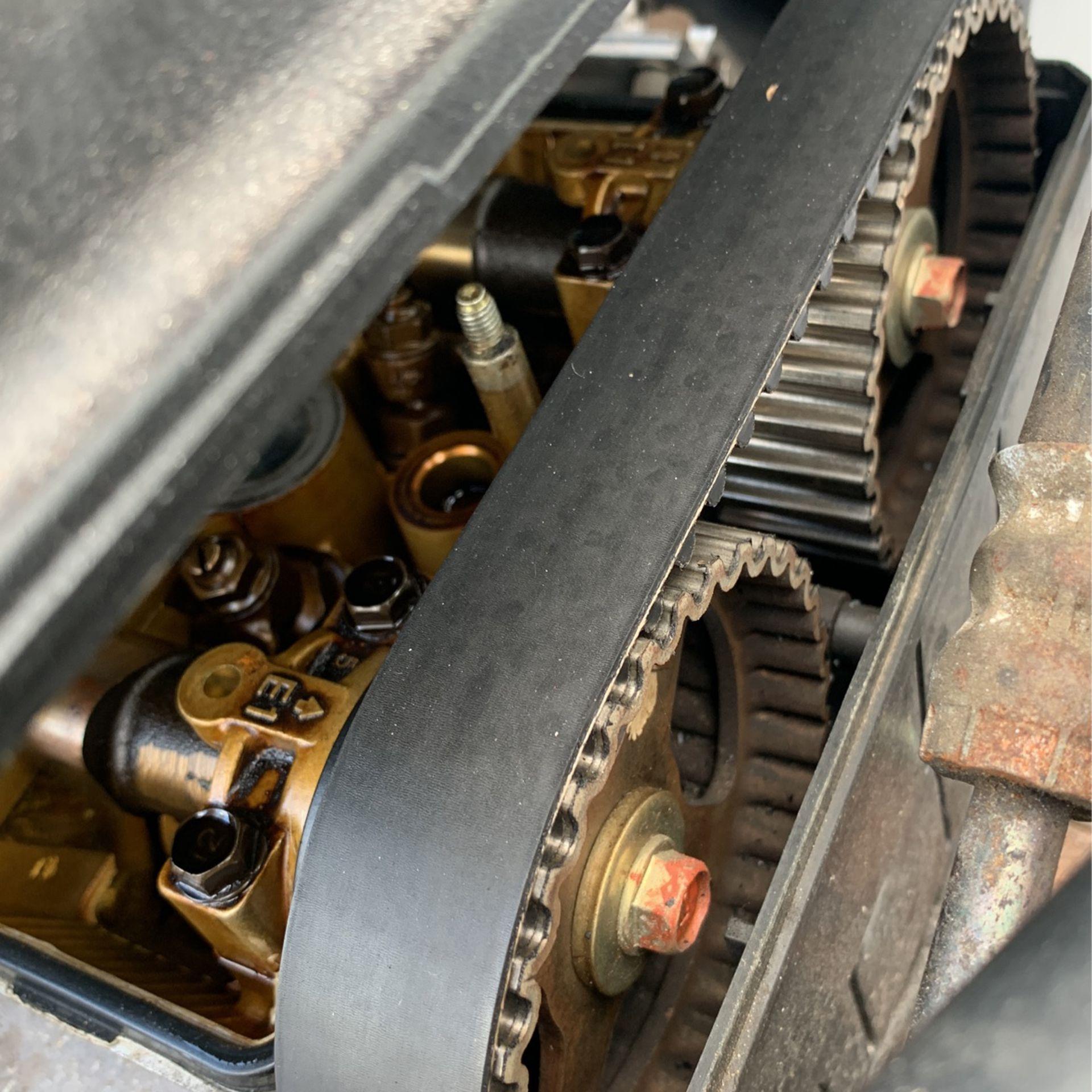 Acura B20 Engine