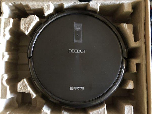 Ecovacs Deebot N79 >> Ecovacs Deebot N79 Robotic Vacuum For Sale In Cave Creek Az Offerup