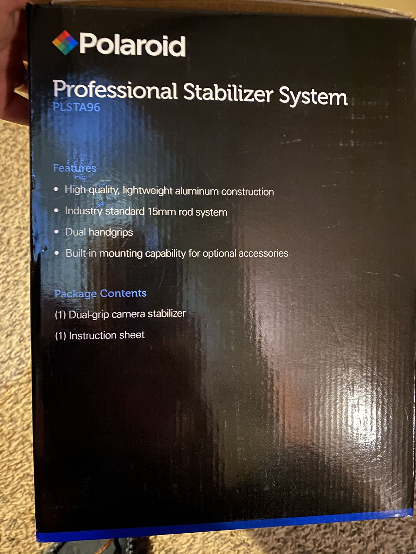 Video Stabilizer system