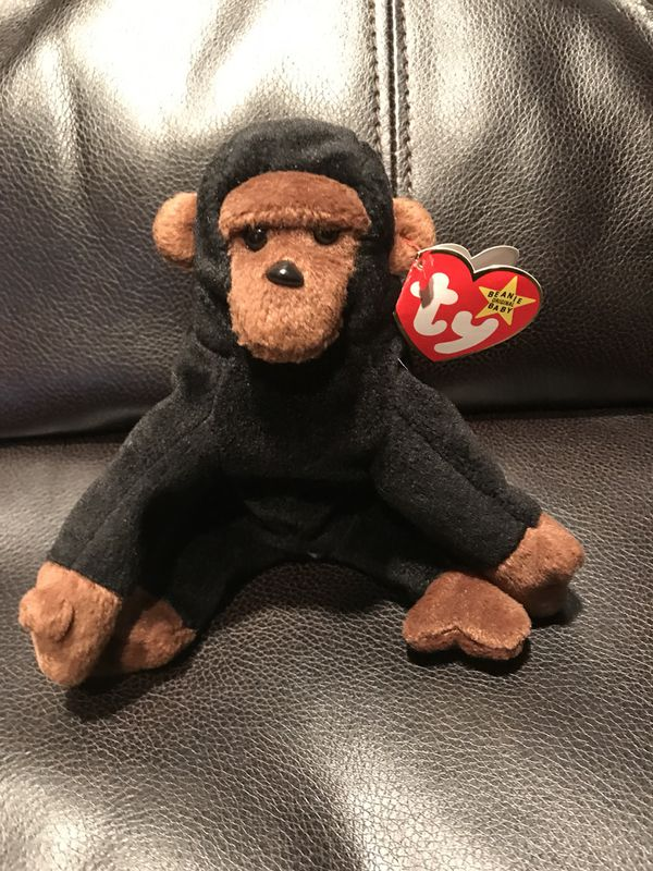 f09c42e9af7 RARE!!! original beanie babies collection tag errors for Sale in ...