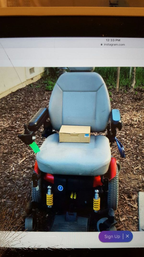 Motorized wheelchair for Sale in San Jose, CA - OfferUp