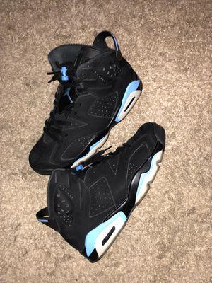 "Air Jordan's Retro's 6s "" UNC "" ( SZ 9.5 ) for Sale in Ypsilanti, MI"