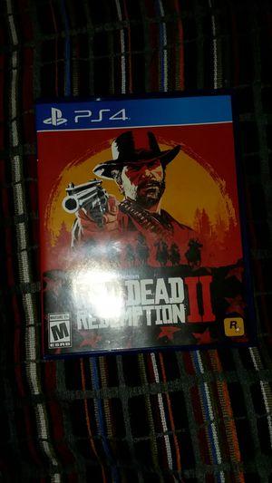 Red dead redemption II for Sale in Nashville, TN