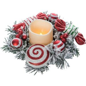 LED Peppermint Wreath for Sale in Port Barre, LA