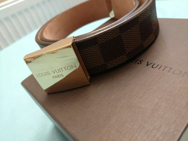 23ae09fc6fd5 Louis Vuitton Damier Belt for Sale in Quincy