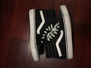 Vans high sz 8 for Sale in Silver Spring, MD